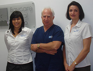 The team at Baycare Dental Group